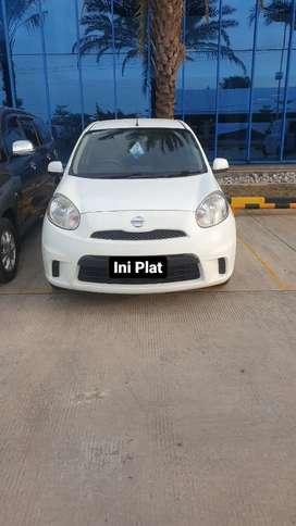Nissan March Tahun 2012 type tertinggi, pajak bulan 8 2022