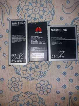 J7      note 4    Huawei 3c lite battery for sale