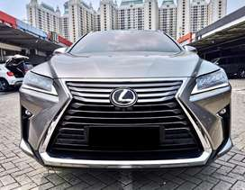 Lexus RX200t Luxury ATPM 2016 KM 19rb ANTIK