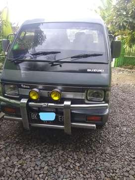 Dijual Mobil Suzuki Carry Tahun 1996