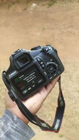 Canon 1100d      Argent sale