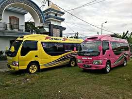 Sewa Rental Mobil Elf dan Hiace Surabaya Sidoarjo Malang Bromo
