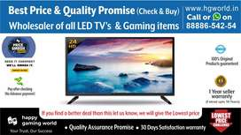 """Wholesale 24""""Brand New Led Tv Unbelievable Price(BestQuality 24""""to65"""")"""