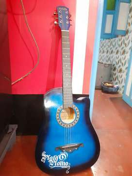 Unused 2 month old guitar for sale, Das ghara,Hooghly