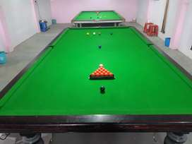 Italian+indian snooker table and pool  table