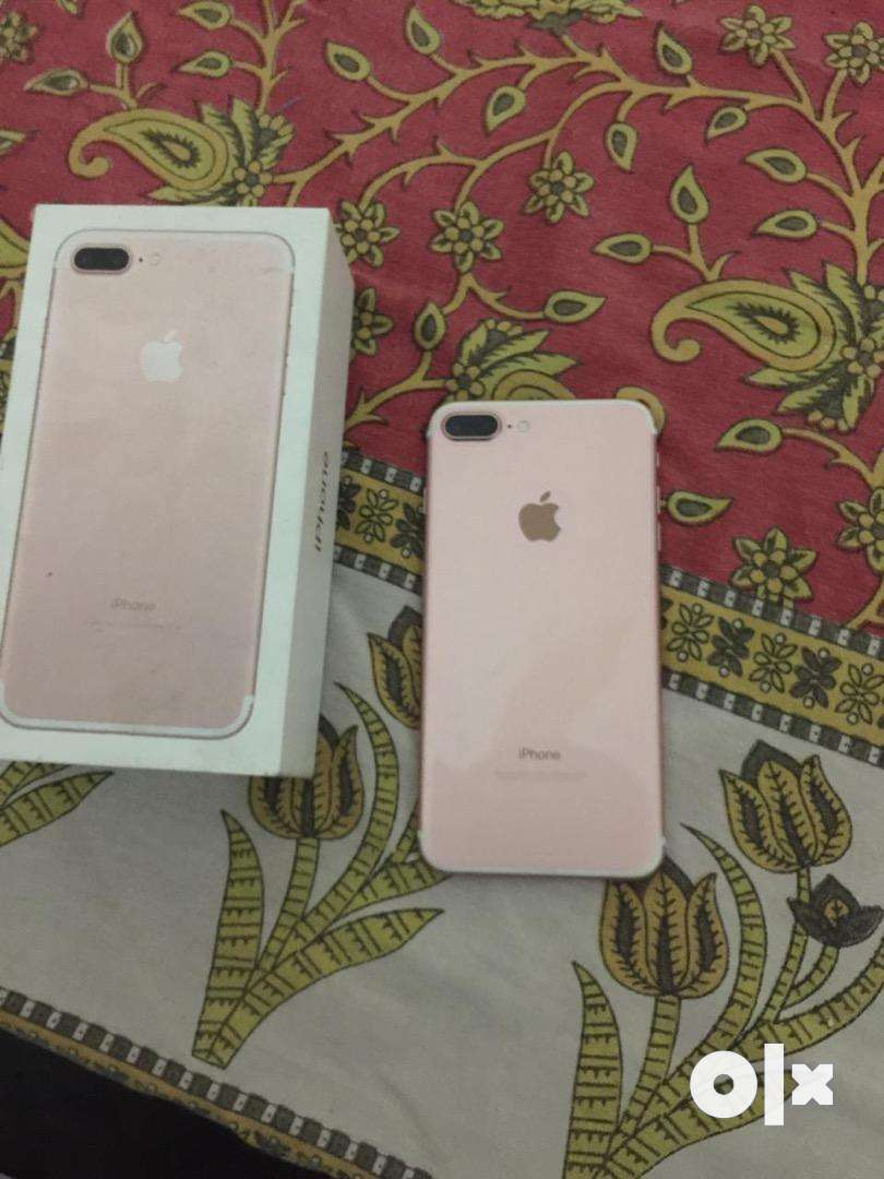 I phone 7 plus box charger batery helth 82 128 gb 0