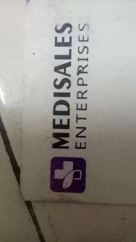 Medicin distributar