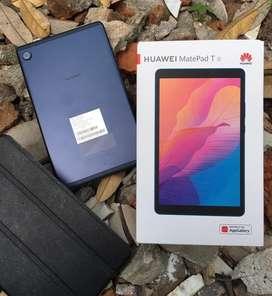 Huawei MatePad T8 - Garansi Aktif    Fullset original