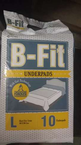 Underpads pack of 10