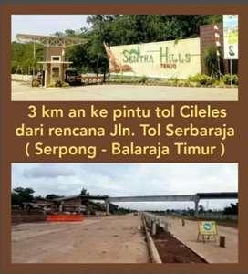 (RMD) sentra hills tenjo hunian subsidi dan komersil murah dikelasnya