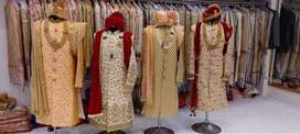 Imported Designer Groom Sherwani in Chandni Chowk