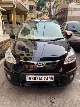 Hyundai i10 2007-2010 Asta w/Sun Roof, 2009, Petrol