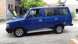 Dijual Kijang KF 50 Tahun 1991