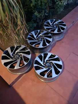 Oem 2016 to 2019 civic rims