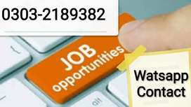 Online Job Opening - Home Base and Part Time Jobs