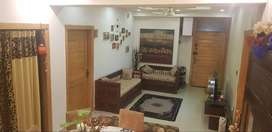 E-11/4 Islamabad  Beautiful Furnished 4 Bedroom Apartment, For Sale ,