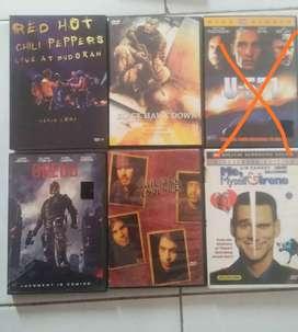 DVD Original koleksi pribadi