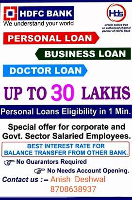 Personal loan and business loan and life insurance