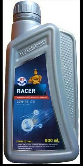 hp racer 20w40