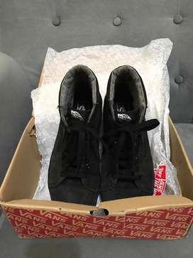 Vans SK8hi full black size 42
