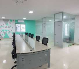 Office Space Plug and Play Hitechcity road KPHB Kukatpally