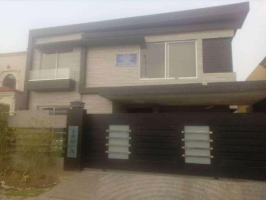 1 Kanal Brand New House for Sale Block - A DHA Phase 6 Lahore 0