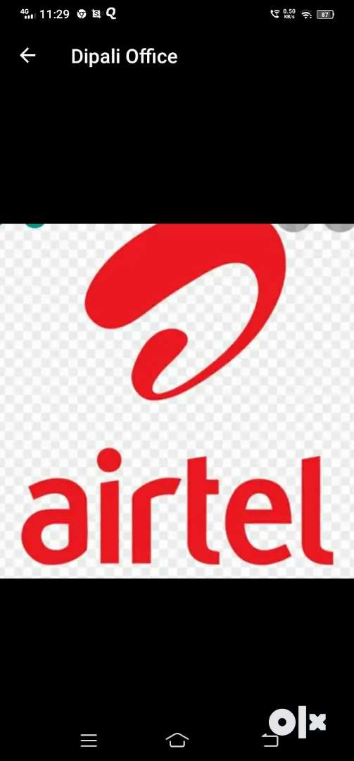 Airtel HR ma'am Mamta urgent requirement for back office executive