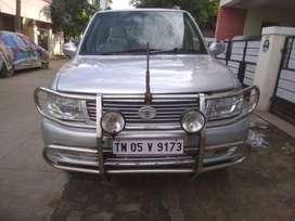 Tata Safari 4x4 EX TCIC, 2007, Diesel