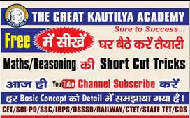 Learn on line subscribe THE GREAT KAUTILYA ACADEMY