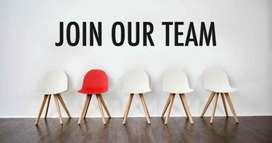 Experienced Candidate needed for Front Office