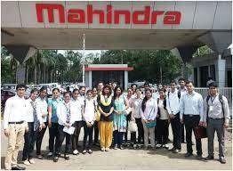 MAHINDRA COMPANY FOR FRESH/EXPERIENCE ALL QUALITY/PRODUCTION  DEPT