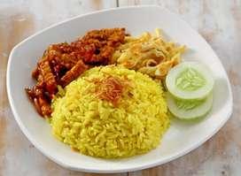 Nasi Kuning Cuma Goceng