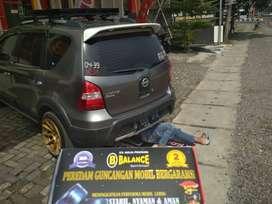 Pemasangan BALANCE DAMPER di mobil, Buat Mobil langsung STABIL&NYAMAN