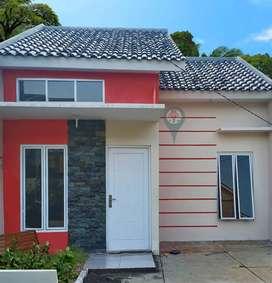 Dijual rumah SHM desain minimalis di cipayung depok dekat stasiun KRL