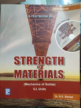 Strength of materials Dr. R.K. Bansal
