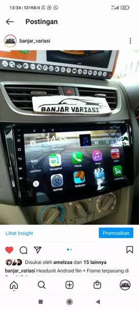 Headunit Android  JEC 9in
