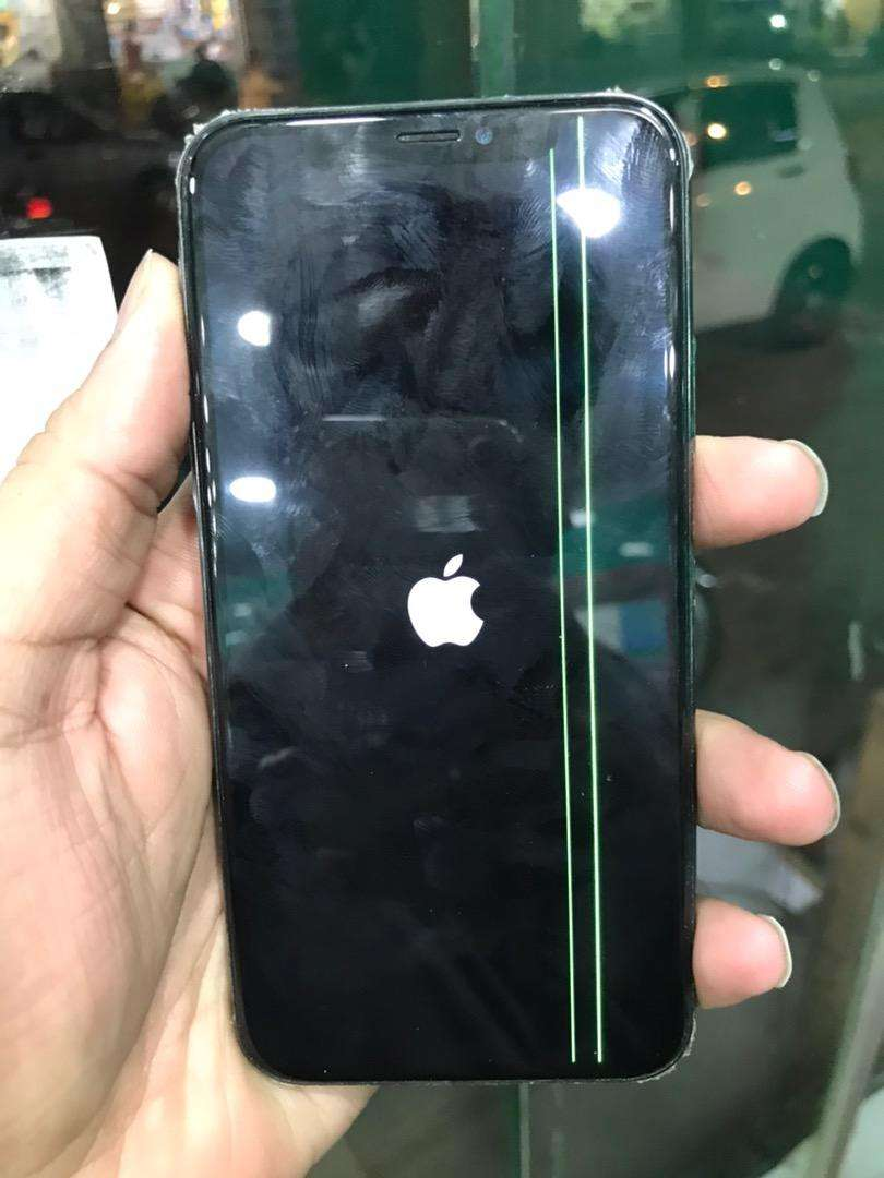 Iphone x led 0
