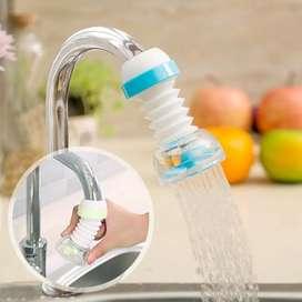 Sambungan kran penghemat air