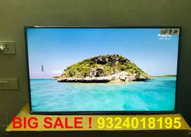 "Buy Today And Get Big Discount on 43"" UHD NEW LED with warranty."