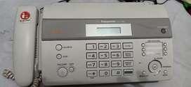 Mesin fax panasonic kx-ft983