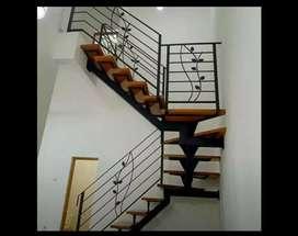 Raling tangga minimalis#2078