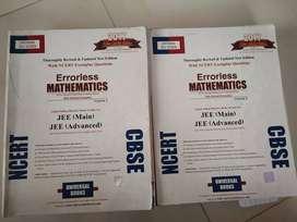 ERRORLESS FOR MATHS,JEE PREPARATION BOOK