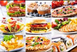 Chef Required for Fast Food in Chakwal