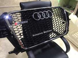 Audi RS style homeycomb grill for all models