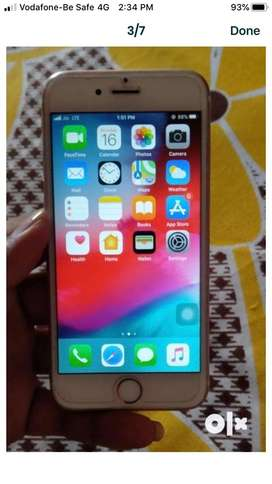 6s 32 gb good condition battery health 100%