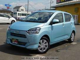 Daihatsu Mira 2017. On easy installment.