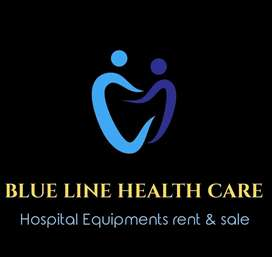 We have all hospital equipments on rent and sale