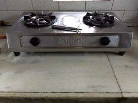 Gas Stove Running Condition