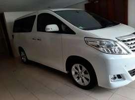 Toyota alphard v 3.5 2011