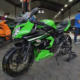 Ninja 250 RR Mono 14_Promo Dp 500_Sdh cetak 5th Istimewa_Zaky Mustika